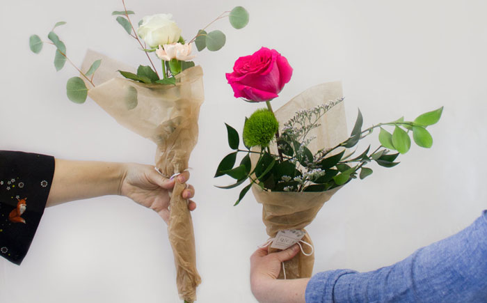 Queen City Blooms Launch Bouquets