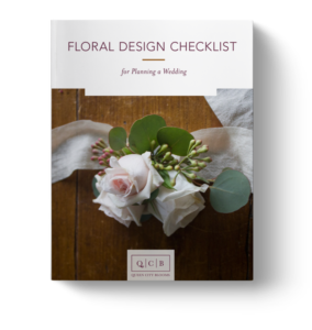 Floral Checklist Cover