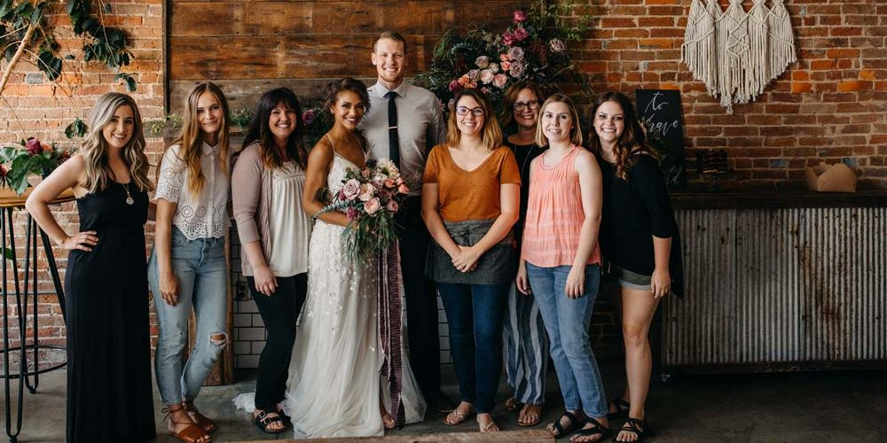 Styled Shoot Contributors