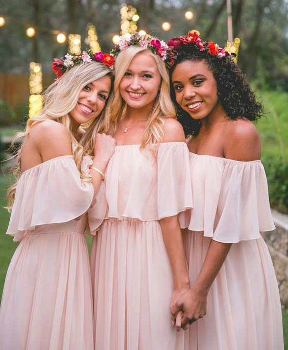 Revelry Bridesmaid Dresses