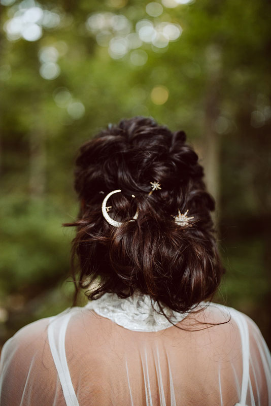 Celestial Up-do by Gloss Makeup and Hair
