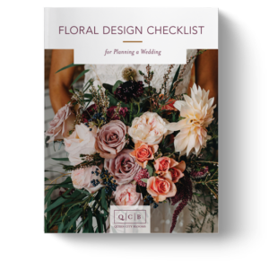 Floral Design Checklist Cover