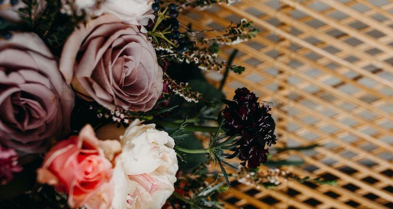 Moody Spring Floral Palette